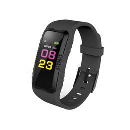 rated cell phones Canada - H2 Smart Bracelet Bluetooth Fitness Tracker Smart watch Blood Oxygen Smartband heart rate monitor for Android iphone Cell phone