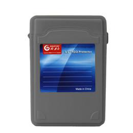 NOYOKERE Universal 3.5 '' Hard Drive Box da 3.5 pollici IDE SATA HDD Unità disco rigido Custodia protettiva Custodia da incasso Custodia da