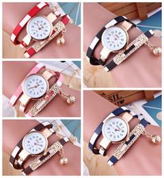 add5072e63b 2019 senhoras relógios círculo Senhora Pulseira Diamante Círculo Relógio  Estudante Moda relógio de pulso de quartzo