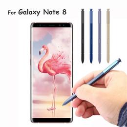 Argentina Pantalla táctil capacitiva Stylus S Pen para Samsung Galaxy Note 8 Note8 N950F Spen Pieza de repuesto Nuevo cheap s pen touch screen stylus Suministro