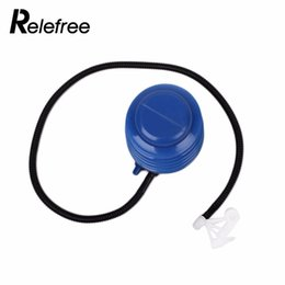 Wholesale Yoga Toy - Relefree 5 In 1 Foot Balloon Air Pump Balloons yoga Balls Inflator Hand Push Air Pump Inflatable Toy Balloon Inflator