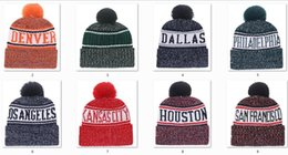 e410381dd0b mix sports beanies wholesale Coupons - New Beanies Football Beanies 2018 Sideline  Cold Weather Sport Knit