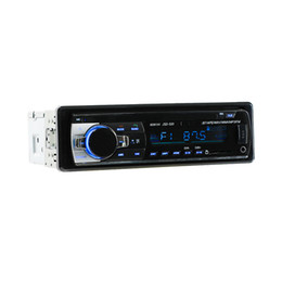 Reproductor de dvd de control remoto online-JSD-520 1 DIN 12V Car Stereo DVD / CD / Bluetooth Player Radio MP3 / USB / SD / TF / AUX / FM / AM / RDS compatible con control remoto
