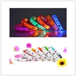 collari per cani usb Sconti A12 New Pet Dog LED Collar Night Night Glow lampeggiante Collare per cani con luce a led Luminous USB ricaricabile