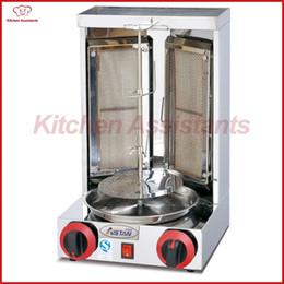 Wholesale Mini Gas Bbq - GB25 lpg gas mini kebab machine macine of bbq equipment