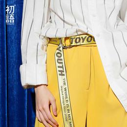 Canada Nouveau Mode Femmes Ceinture Lettre De Broderie Imprimé Jaune Ceintures Tressé Ceintures Féminines Moderne Long Pantalon Accessoires supplier yellow woven belt Offre
