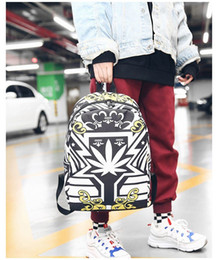 Wholesale Large Canvas Backpack For School - Canvas Owl Backpack fashion waterproof large capacity Laptop School Bag Backpack for Teenagers Travel Mochila Laptop Backpack 171223008
