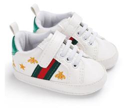Первые ходунки для новорожденных Противоскользящие первые ходунки для мальчика Мальчик Гений Нубук Кожа Детские туфли для малышей 0-1 лет от