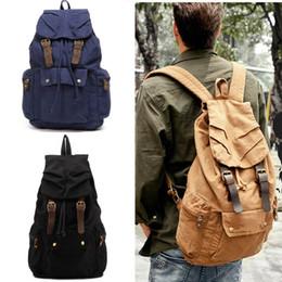 2019 рюкзак для выходных 6 цвет классический выходные покупатели Букбэги школа рюкзак старинные холст рюкзак дорожная сумка для женщин и мужчин бесплатная DHL G161S