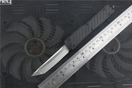 schlüsselketten-brieföffner Rabatt Ultratech Storm Trooper automatische Messer 12 Stil doppelt wirkenden Kohlefaser taktisches Messer Falten Messer, hohe Qualität VG10 Stahl Kohlefaser