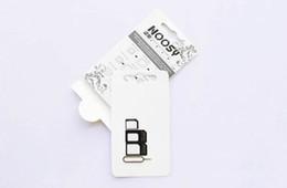 Стандартный конвертер SIM-карты Nano Sim адаптер Micro SIM-карта для Iphone 6 7 8XPlus Все мобильные устройства от