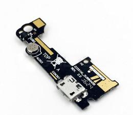 Caricabatterie asus zenfone online-Per il caricatore del bacino Asus Zenfone 3 Laser ZC551KL Z018D Smartphone di carico del cavo della flessione del Consiglio di riparazione del telefono parte di ricambio USB
