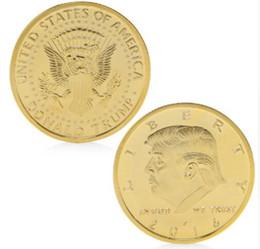 Donald Trump, Président plaqué or / argent ? partir de fabricateur