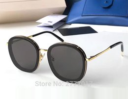 a8e567a7833be 2018 Nova Moda Popular Hot OLLIE Estilo lente rosa Óculos De Sol Das Mulheres  Rodada Legal gentil Marca Design Óculos de Sol Oculos De Sol desconto óculos  ...
