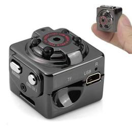 SQ8 HD 1080P мобильный зондирования инфракрасный ночной спорт мини-камера видеокамера цифровой камерой видеомагнитофон DV DVR USB AVI Micr от Поставщики инфракрасная мобильная камера