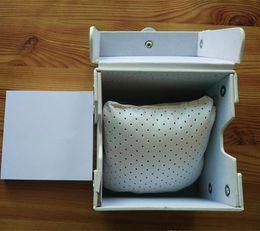 Wholesale Cheap Dress Watches - wholesale Cheap sale DZ brand watch box PU leather square watch box DZ gift box Luxury watches boxs free delivery