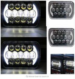 2019 atv unidad trasera 7x6 LED lámpara de la cabeza del camión de la linterna haz de recambio de haz sellado para camiones de vehículos todo terreno