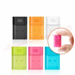 Wholesale wifi router portable - Wifi Router 150Mbps 2.4GHz Portable Mini WiFi USB Wireless Adapter Signal Enhancement Booster for Home Office with retail bag