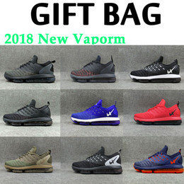 Wholesale Dark Red Vintage Shoe - New Arrival Vapormax Running Shoes Mens Sports Shoes Vintage Athletic Casual Sports Discount Sneakers Training Boots Online Free Shipping