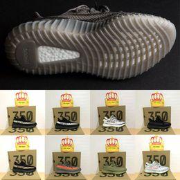 Wholesale Latex Rubber Socks - Zebra Boosts 350 V2 Cream White 350 V2 Running Shoes with Receipt Free Socks Basketball Shoes Kanye West Boost 350 V2 Season