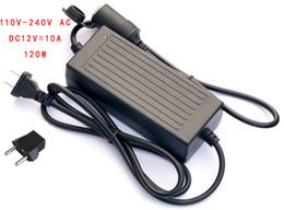 Wholesale Home Power Inverter - high quality 120W AC 100V-240V to DC 12V 10A Car Cigarette Lighter Power Converter Adapter Inverter Car to Home Washer Power