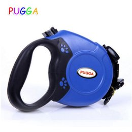 Wholesale Retractable Dog Leash Large - New 3M 5M Retractable Dog Leash Automatic Extending Pet Walking Leads For Medium Small Dogs