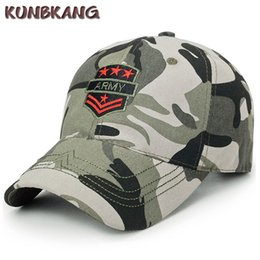 ea50f655b88 New Camo Tactical Baseball Cap Men Cotton Camouflage Army Snapback Cap Dad  Hat Bone Male Summer Sports Star Trucker Baseball Hat red star snapback  outlet