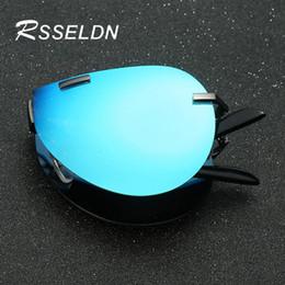 2019 складные солнцезащитные очки RSSELDN New Brand Flexible Folding Sunglasses Men Polarized Sunglasses Retro Designer glasses Women's Sun glasses UV400 hd Lens скидка складные солнцезащитные очки