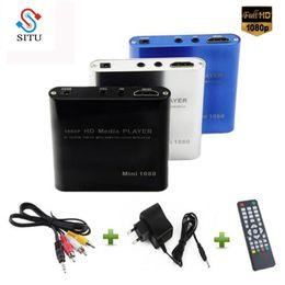 2019 мини-миль на галлон SITU мини Full Hd 1080p USB внешний Hdd-плеер с SD MMC кард-ридер хост поддержка Mkv Hdmi Hdd медиа-плеер