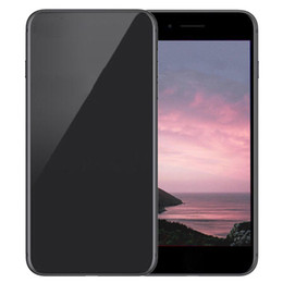 Wholesale Wifi Can - Goophone i8 plus 5.5inch Android 6.0 MTK6580A quad core 1G 4G glass back cover Can Show Fake 1G 128G unlocked phone