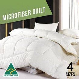 Wholesale Ruffled Comforters - Home Textile Bedding Sets Polyester Cotton Microfiber Comforter Down Alternative Bed Spread
