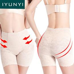 1441be91bb IYUNYI High Quality Body Shaper Shapewear Waist Trainer Slim Underwear Fat  Burning Slim Shape Pants Shaper Boxer Shorts