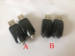 Carregador esmart on-line-Sem fio 510 mini adaptador USB Carregador ego thread bateria e cigarros eletrônicos esmart cartuchos esmart vape carregadores