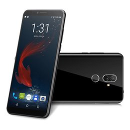 Wholesale cubot android - Cubot X18 Plus Unlocked Cell Phones 5.99'' 18:9 Full Screen Octa-Core 4GB 64GB Smartphones Android 16MP+2MP Cameras 4G Celular