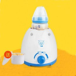 Wholesale household thermostat - 2018 Warm milk 0607 Household Thermostat Warm milk Heat Baby Bottle insulation Sterilizer
