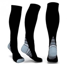 ball legs Coupons - Hot Sale Men Breathable Ball Games Socks Women Leg Support Compression Socks Stretch