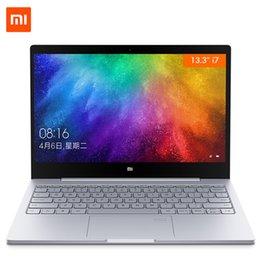 """2gb phones 2018 - Xiaomi Mi Notebook Air 13.3"""" Ultrabook Laptops Intel Core i7-7500U 2GB GeForce MX150 8GB DDR4 256GB PCIe SSD PC Fingerprint"""