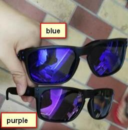 Wholesale Polarized Sunglasse - 2018 Brand sunglasse New Top Version Sunglasses TR90 Frame Polarized Lens UV400 holbrook Sports Sun Glasses Fashion Trend Eyeglasses Eyewear