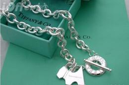 fascino di triangolo di rame Sconti 2019 Orecchini di lusso da donna di marca 925 Designer di gioielli Orecchini Scatola originale Per VENDITA di borchie da donna con diamante in cristallo sterling A + tif925