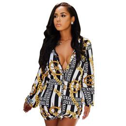 Novos tops para senhoras on-line-New Fashion Printed Blusa Mulheres Tops Vestido manga comprida Ligue Casual Down Collar Ladies Blusas shirt Vestidos S-XL