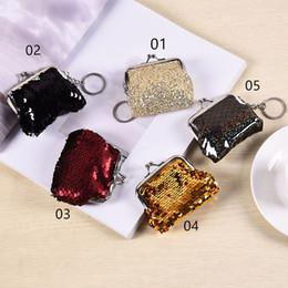 le borse cambiano i colori Sconti Portamonete donna borsa portamonete ultrasottile borsa portamonete portamonete portamonete 5 colori portamonete donna custodia mini borse di stoccaggio jc-038