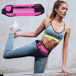 thl phones Promo Codes - Armband For THL Knight 1 2 Sports Running Packs Waist Bag Phone Pouch Case Cover For THL T100 T100S T11 Arm Band On Hand