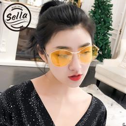 gran descuento 096bb e3f24 Distribuidores de descuento Gafas Redondas De Estilo Coreano ...