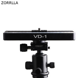 Argentina Mobile Slide Rail Cloud Platform Camera Slider Mini Video Track Slider Suministro