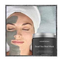 Wholesale Body Acne - Pure Body Naturals Dead Sea Mud Mask for Face and Body Purifying Face Mask for Acne Blackheads and Oily Skin