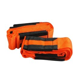 Wholesale Furniture Moving Straps - Wholesale- Orange Moving Rope Straps Forearm Forklift Lifting and Moving Furniture Forearm Forklift Lifting Moving Strap