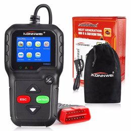 Wholesale Diagnostic Scanner For German Cars - OBD2 Car Diagnostic Scanner KONNWEI KW680 Full OBD2 Function OBD 2 Autoscanner Multi-language OBD2 Scanner Automotive