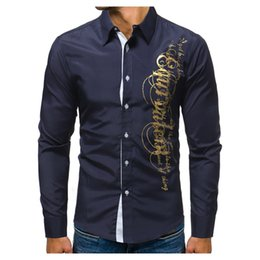 324edb01f8e 2018 New Fashion Brand Men Shirt Printing Dress Shirt Short Sleeve Slim Fit  Camisa Masculina Casual Male Shirts Model 4XL