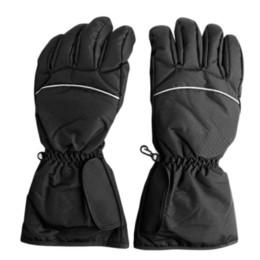 Gants de chasse hiver en Ligne-1 paire de gants chauffants électriques chauffants Gants imperméables à piles pour le ski Snowboard Cyclisme Moto Chasse Winter Warmer