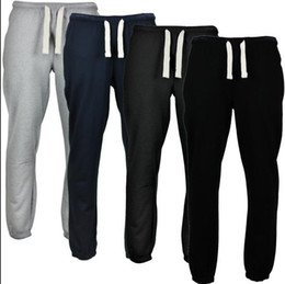 Wholesale Full Pink - New Fashion Autumn Harem Pants Sweat Pants Men Trousers Jogger Pants Skinny Joggers Plus Size M-3XL